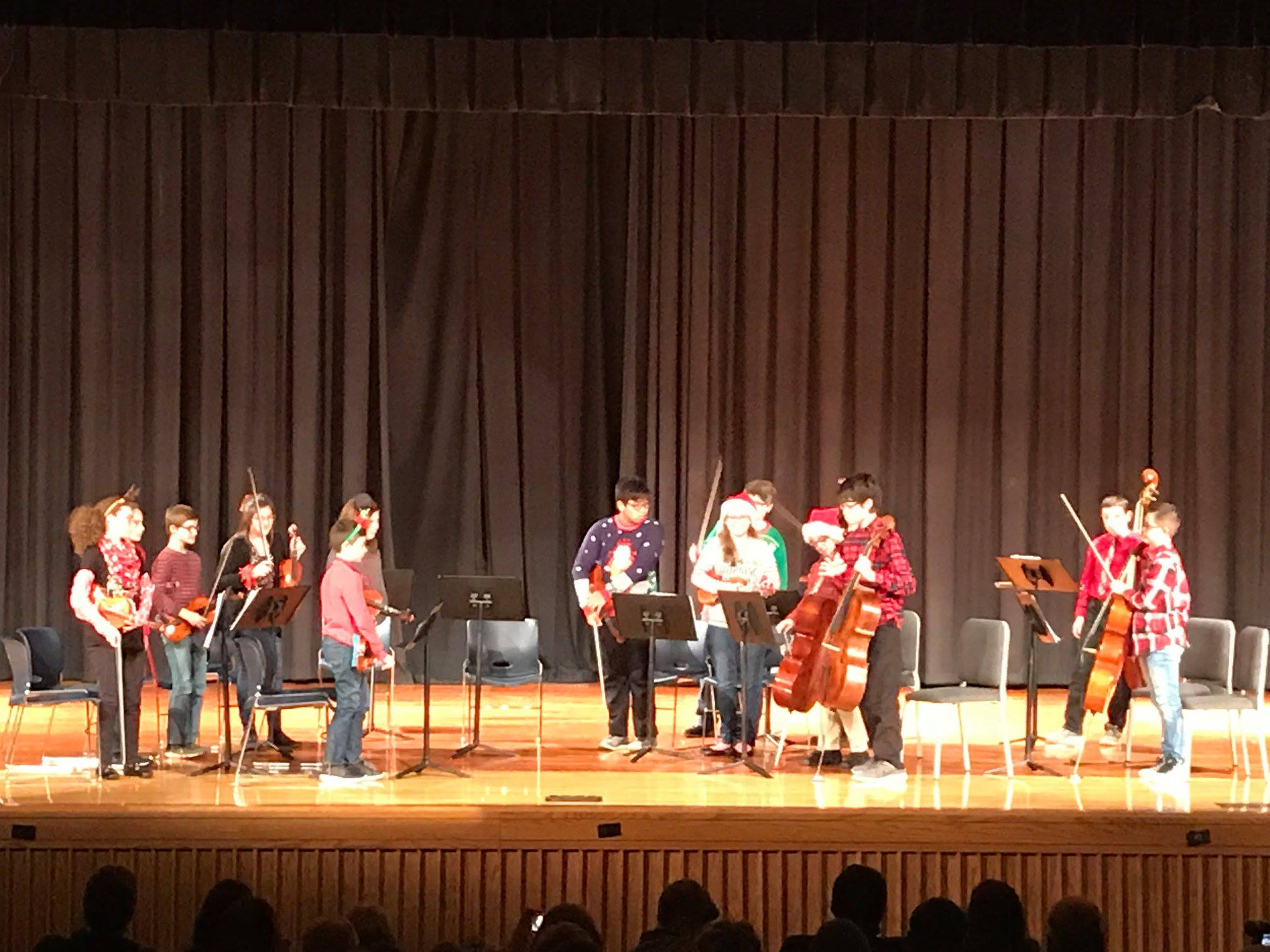 CIS Holiday Concert