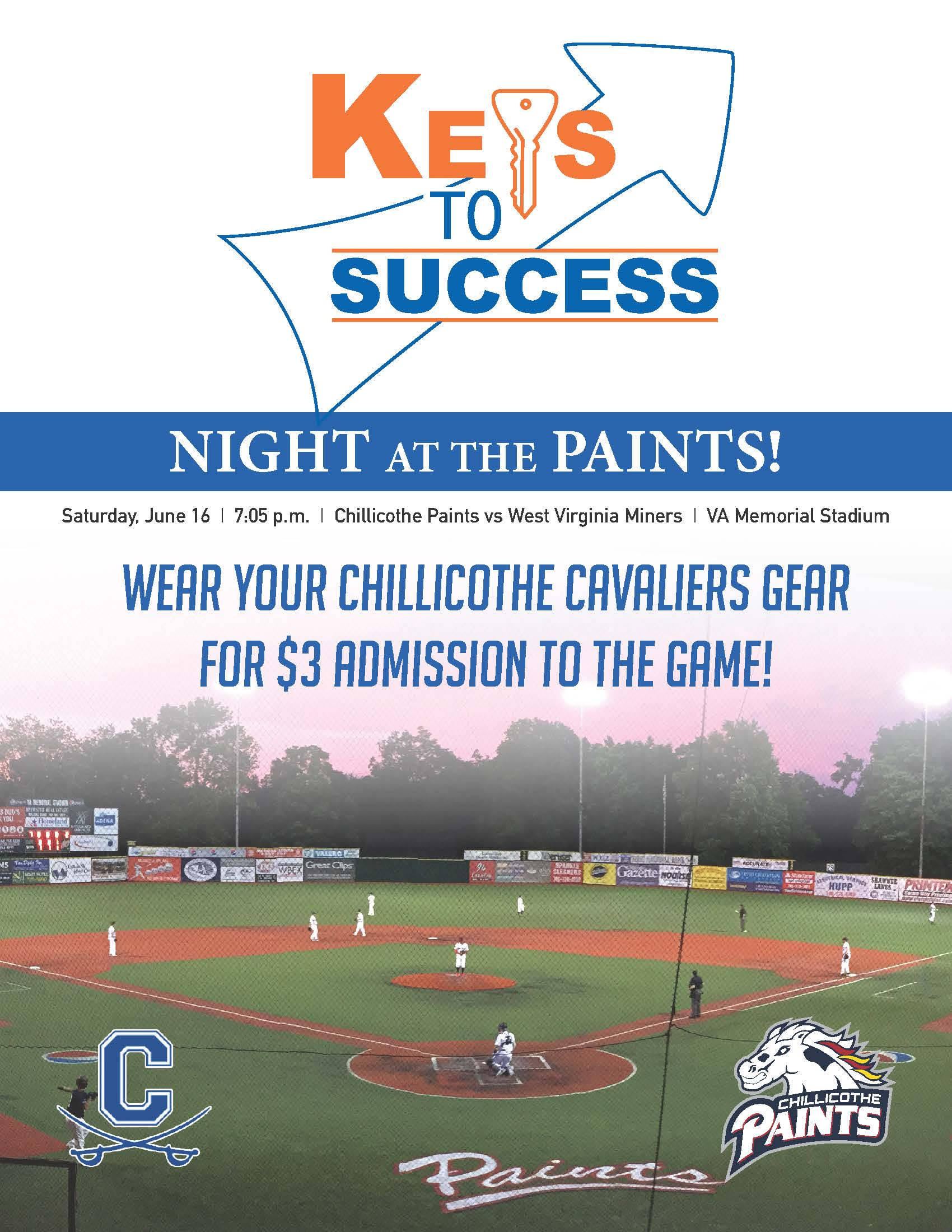 Keys to Success at Chillicothe Paints