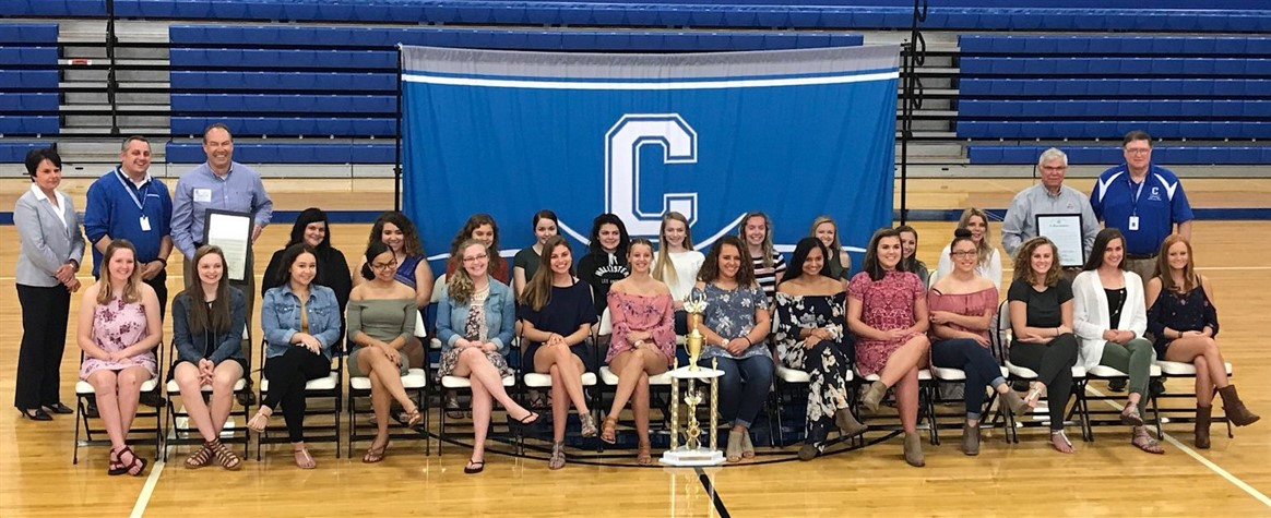 <b> Congratulations CHS 2018 State Champion Cheerleaders <b></b></b>