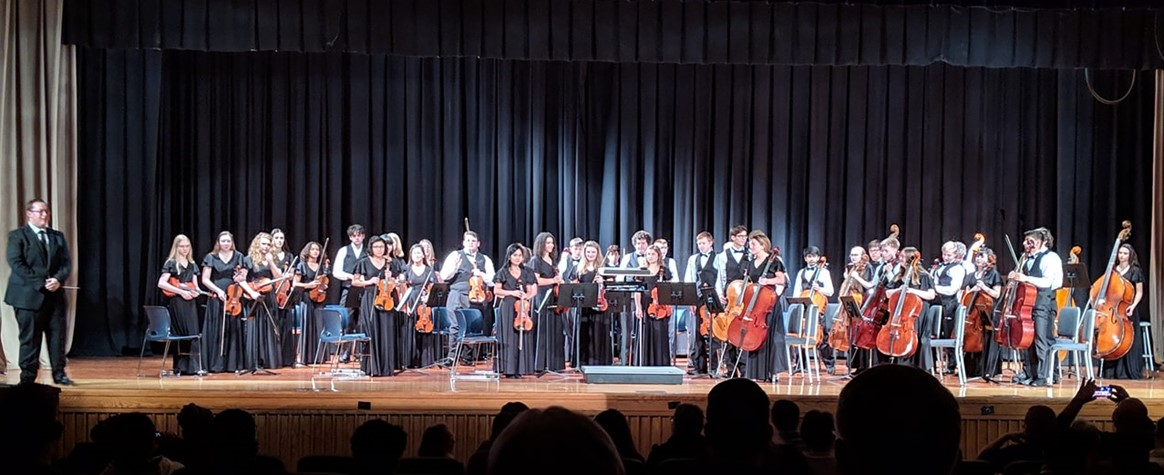 CHS 2018-19 Orchestra