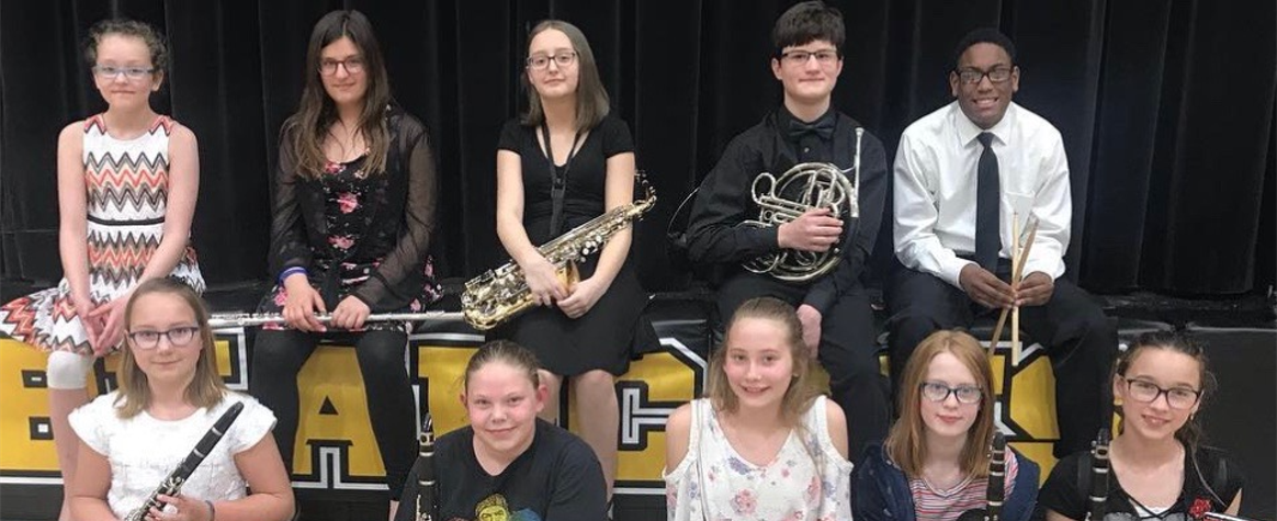 CIS Honor Band 2019