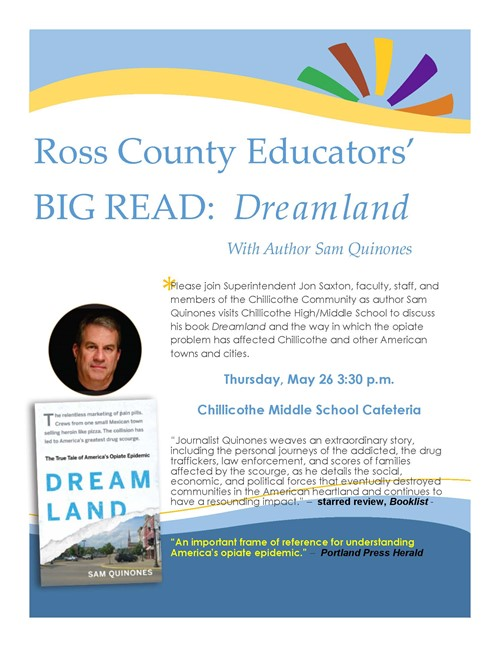 Join us to discuss Dreamland