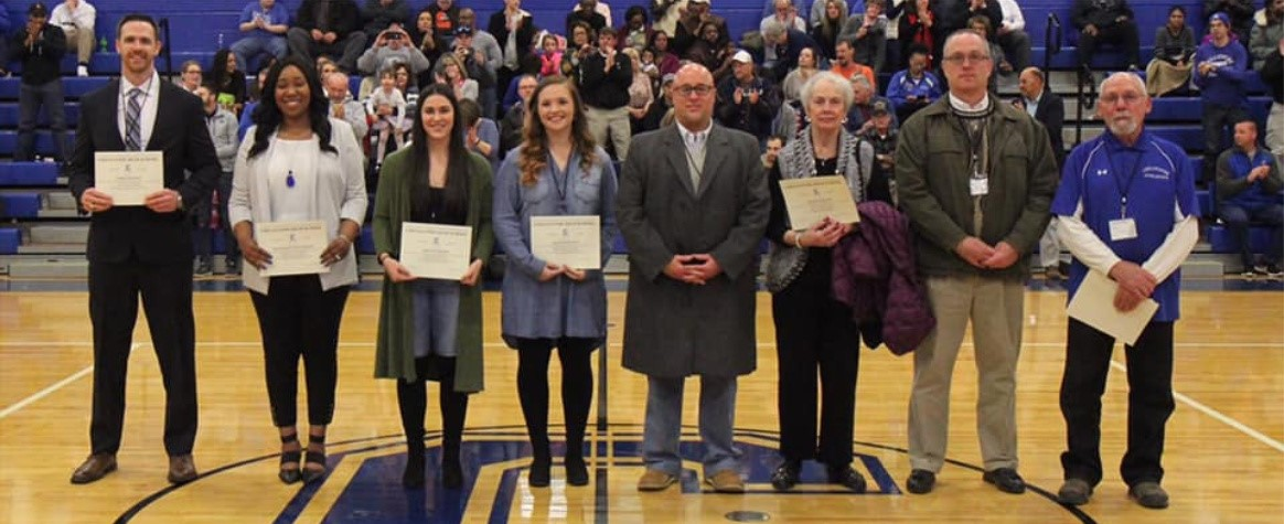 Congratulations to the 2019 Cavalier Hall of Fame Inductees!